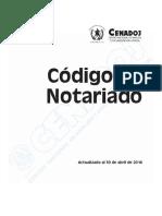 Código de Notariado