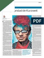 La Singularidad de Kurzweil