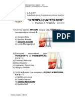 Intervalo Interativo - Periodontia - Ok