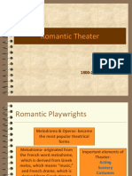 Romantic Theater