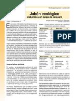 JABON ECOLOGICO