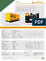 GE Mdasa, MP-460 - 208V, 440V, 480V