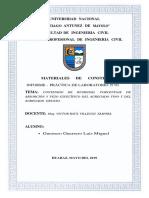 Informe n3 de Materiales de Construccion