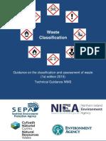 Waste Classification Technical Guidance Wm3