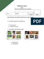 Guia Reproducción y alimentación primero básico