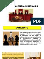 Resoluciones Judiciales Exp