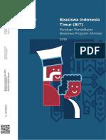 Booklet Beasiswa Indonesia Timur Tahun 2019