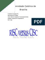 CISC x RISC - Professora Suely.pdf