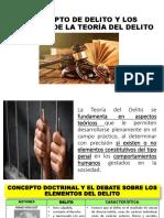 CONCEPTO DE DELITO Y LOS SISTEMAS DE LA.pptx