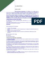 Curso de Formación Técnica UNIELECTRICA