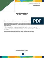 Manual de instalação SWEDA