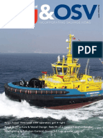 20190301; Mag; TugandOSV; 128, Asian Focus Local OSV Operators, Naval Architecture Rebirth of Compact Anchor Handler, Fifi and Pollution Control Tugs Greater Control