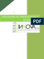 Anexo 42 Programa de Emergencia