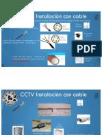 Brochure de CCTV Comercial y Profesional