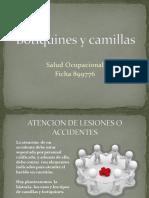 Botiquines y Camillas