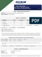 (MSDS) Cinta para refuerzo de uniones.pdf
