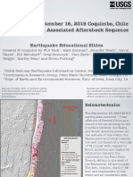 Terremoto Chile 8.3 2015 Coquimbo