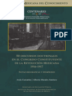50 discursos doctrinales
