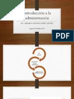 Recursos Didácticos Introducción a La Administración
