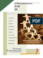Elementos Esenciales Para La Facilitación Del Aprendizaje