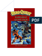 Barbarian Quest Pack Frozen Horror