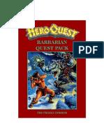 Barbarian Quest Pack Frozen Horror