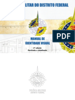 Manual Identidade Visual Pmdf Segunda Edicao