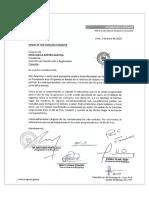 Gino Costa, Marco Arana y Marisa Glave no participan en Comisión de Constitución