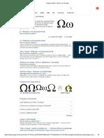 Omega Simbolo - Buscar Con Google