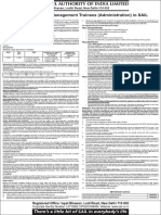Sail Apply Online for 60 Mta Posts Advt Details 1b1e26 (1)