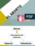 El Aborto 3 Causales