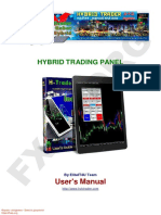 HybridTraderPanel Users Manual