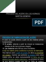 Fabricación de Procesos Del Acero