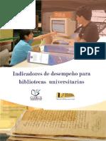 Indicadores Biblioteca universitarios