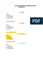 3 Formulario Para El Calculo de Madera en Pies Cuadrados