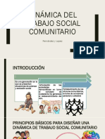 Dinámica Del Trabajo Social Comunitario (Terminada)