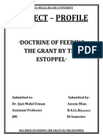 PROJECT_PROFILE_DOCTRINE_OF_FEEDING_THE.docx