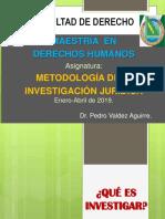 METODOLOGIA DE INVESTIGACION JURIDICA