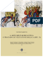 Bizantinos de Velitatione Bellica