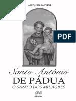 Santo Antonio de Pádua Ou de Lisboa