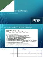 Clase 5_ciclos Automaticos de Roscado