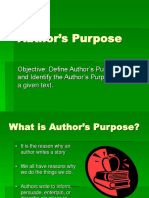 Authors Purpose (1)
