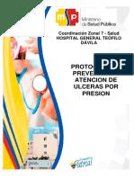 Protocolo de Prevencin y Atencion de Ulceras Por Presion