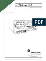 Coro 120 Operators Manual