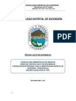 Bases Cas 02-2019 de a Municipalidad Distrital de Ascension