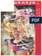 Programa de Fiestas Pascuamayo 2019, Santisteban del Puerto