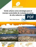 Mendoza Solar Viernes 17 - 17.30