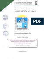 Bases Cas 003-2019 Para La Municipalidad Distrital de Huando