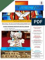 Newsletter June 2019 Website