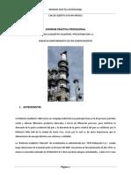 mantenimiento eléctrico refinería